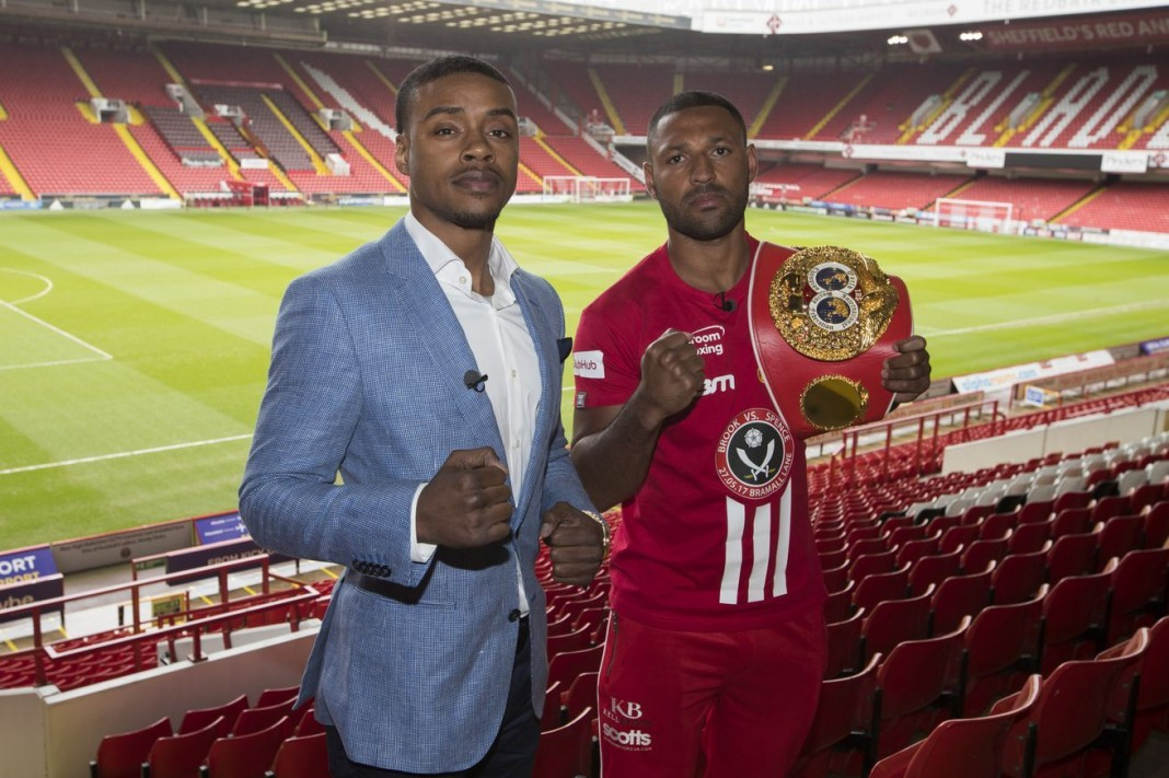 Watch live: Brook-Spence weigh-in, 8 a.m. ET