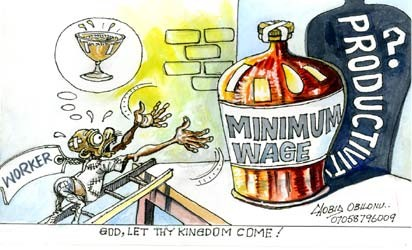 Way out of the minimum wage quagmire