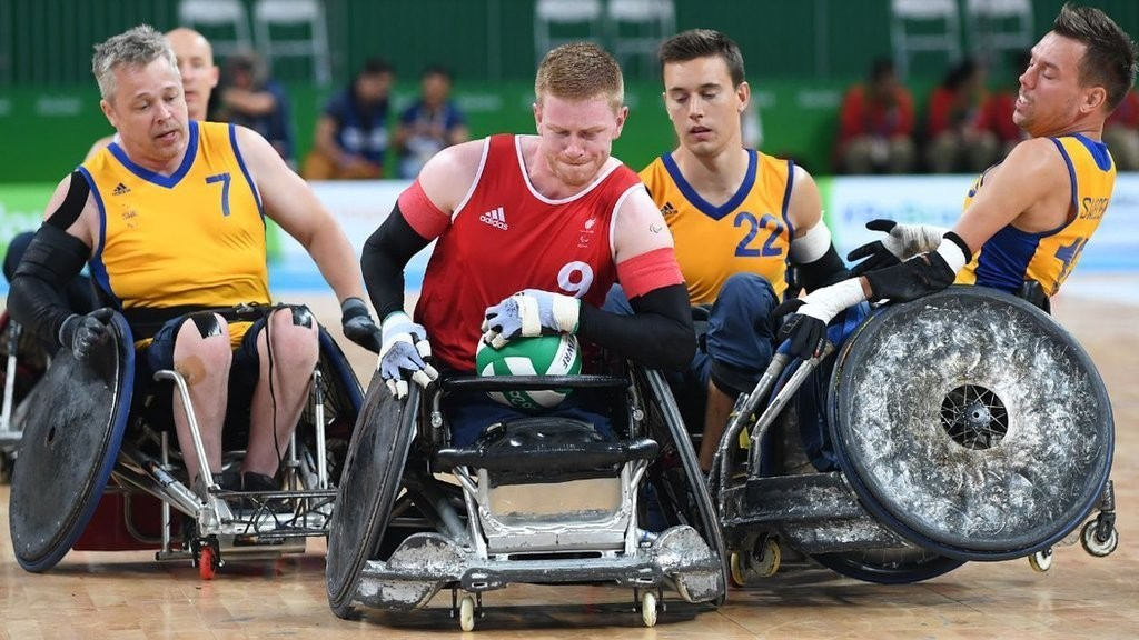 Wheelchair rugby loses appeal against Paralympic funding cut
