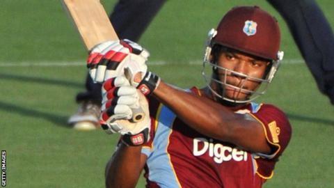 Windies recall Kieran Powell for England ODIs