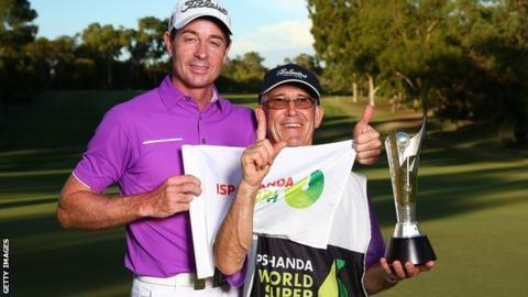 World Super 6: Brett Rumford wins inaugural title in Perth