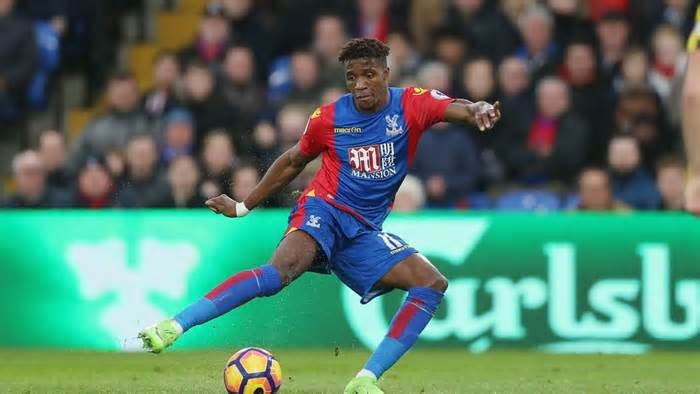Zaha signs new five-year deal