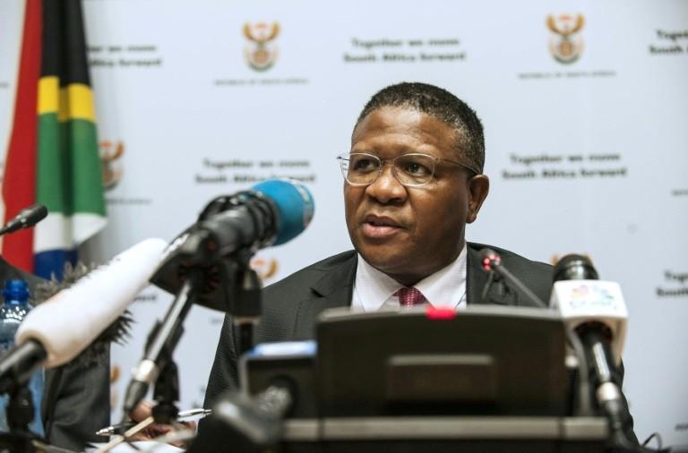 Zuma not backing Hayatou – minister