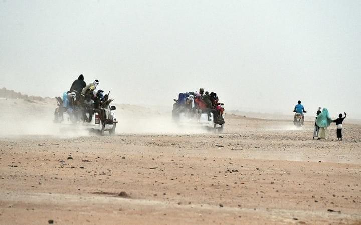 44 migrants, including babies, die in Niger desert