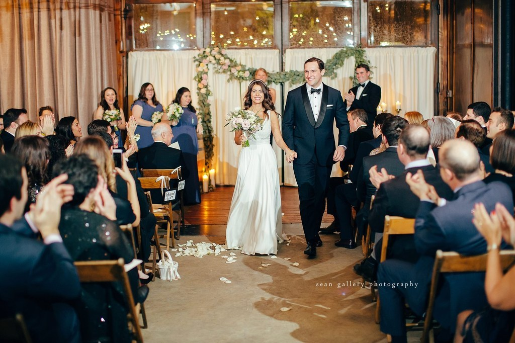 A Canceled Venue Didn't Stop This Dream Wedding From Happening!