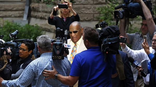 A Look Back On Bill Cosby's Story As His Trial Begins