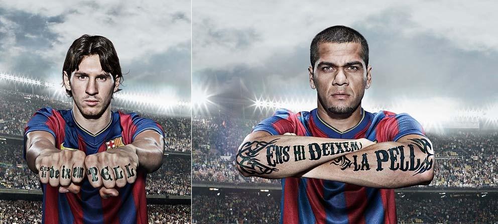 Alves: Barca still in my blood