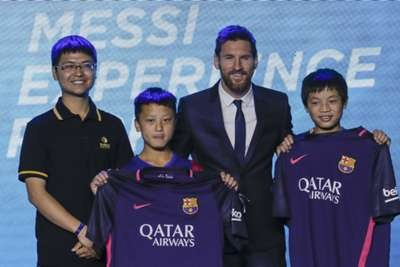 Barca aiming to win everything – Messi