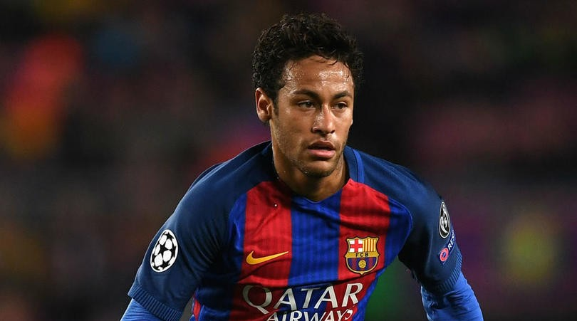 Beckham challenged to Neymar game