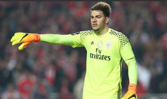 Benfica: City have signed Ederson