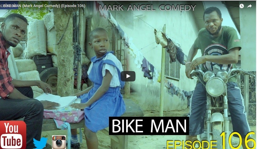 BIKE MAN PART 2 (Mark Angel Comedy) (Episode 115) @MarkAngelComedy