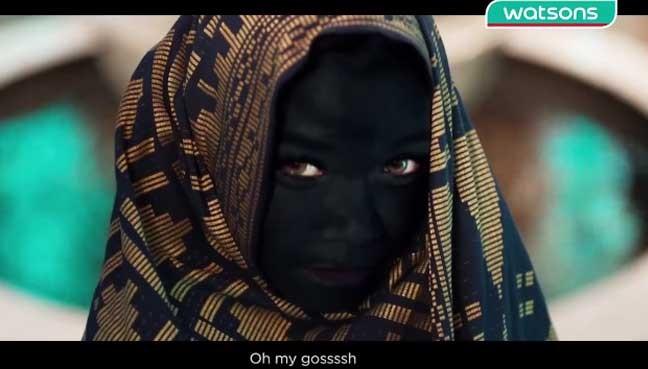 """Blackface"" video in Malaysia blasted on social media"