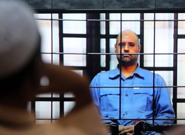 [BREAKING] Libyan group says it has freed Ghadaffi's jailed son, Seif al-Islam