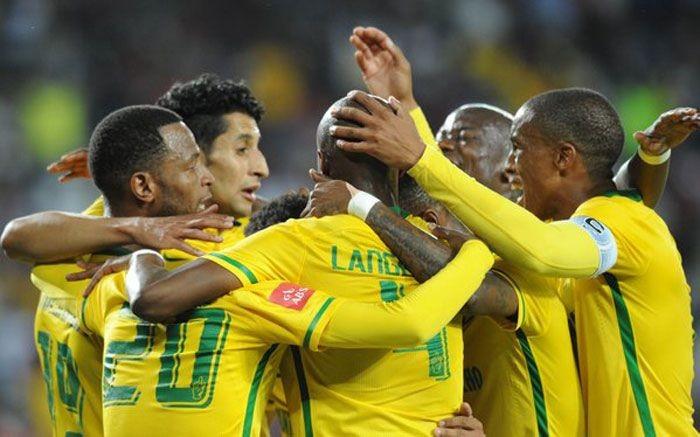 BREAKING: South Africa beat Nigeria 2-0