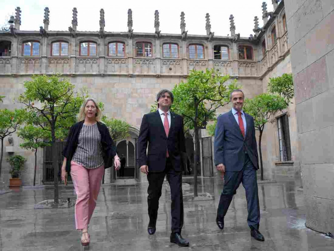 Catalonia To Hold Referendum In October On Leaving Spain