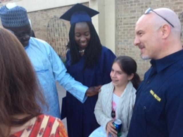 Chibok Girls graduate from top rated High School in Washington USA