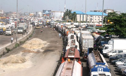 Construction: Apapa road to be shut down for one-year