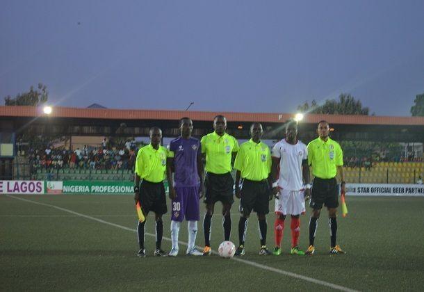 Eagles stars set for Lagos showdown
