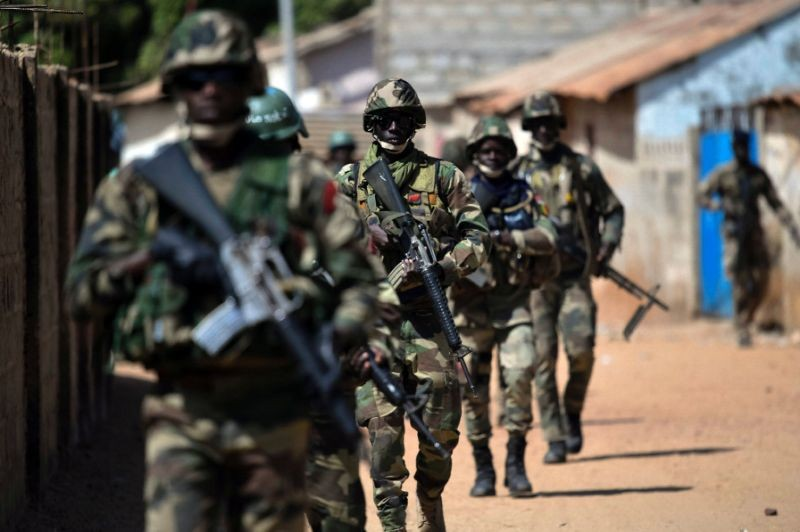 ECOWAS extends military mission in Gambia by one year
