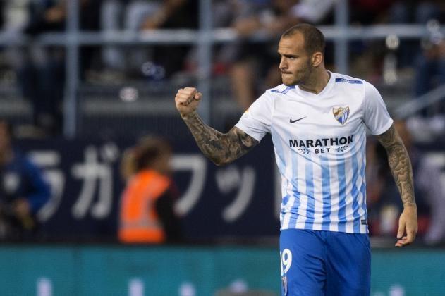Everton keen on Malaga hotshot