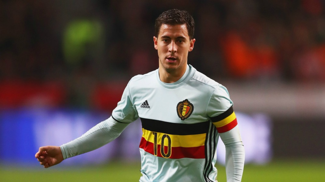 Hazard suffers ankle fracture