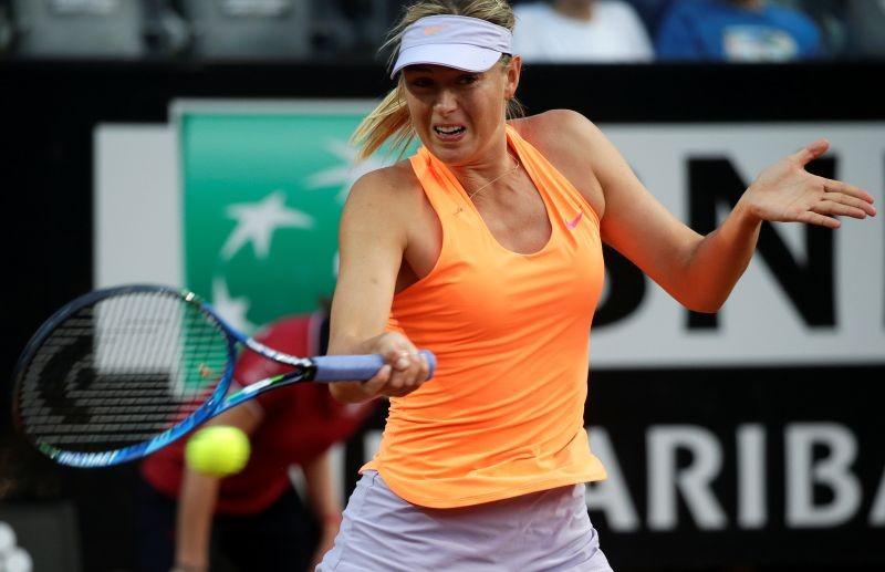 Injured Sharapova out of Wimbledon