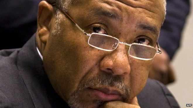 Jailed ex-Liberian president Charles Taylor's ex-wife denies rape war crimes