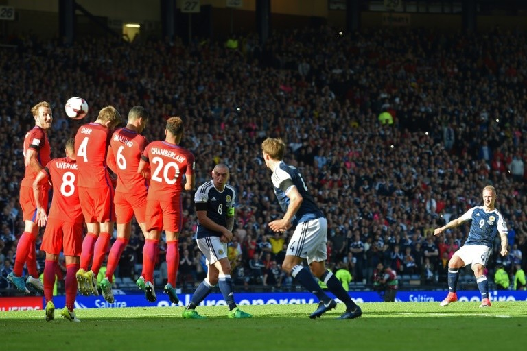 Kane rescues England against Scots