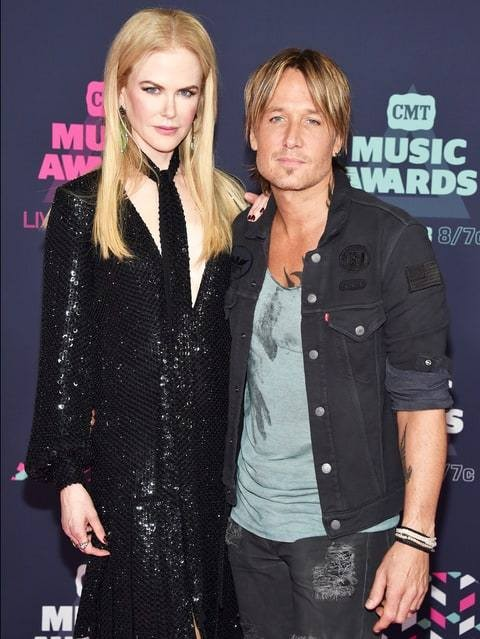 Keith Urban and Nicole Kidman's Sweetest CMT Music Awards 2017 Moments: Watch!