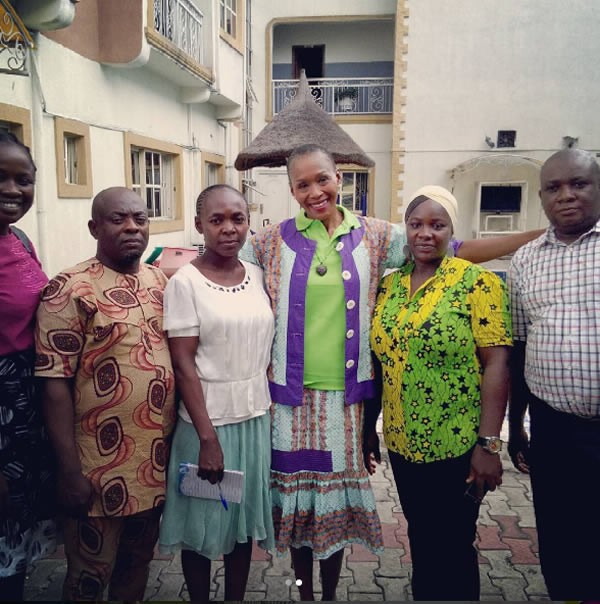 Kemi Olunloyo jettisons journalism career, becomes political activist