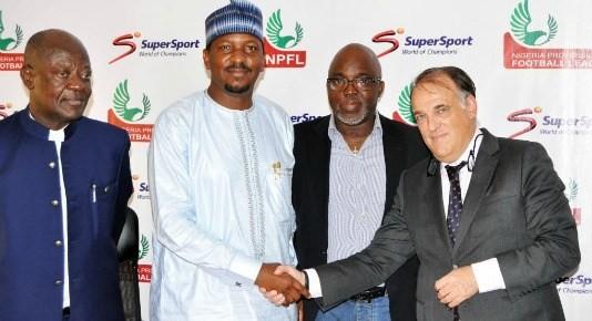La Liga seals Nigerian deal