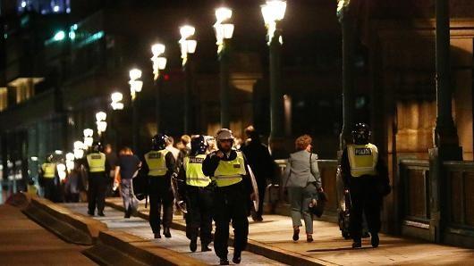 London Attack: Metropolitan Police arrest 12 people