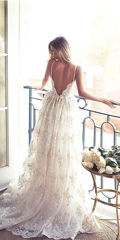 Look No Further: Your Wedding Dress Decision Is Written In The Stars