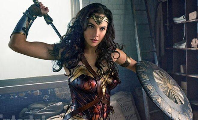 Lupita Nyong'o May Be Wonder Woman's Biggest Fan