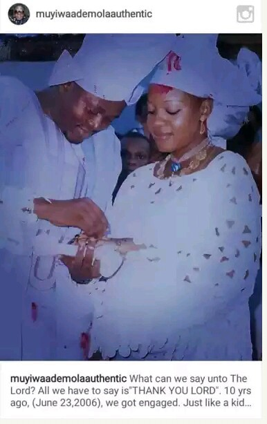 Muyiwa Ademola reveals major cause of death among actors