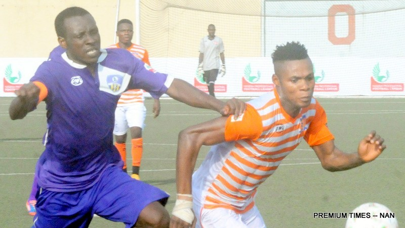 Nigeria League Review: MFM FC jump to second spot