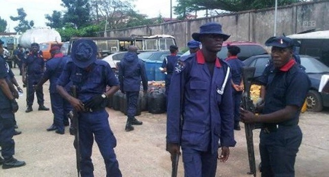 NSCDC suspends operative who shot doctor's car