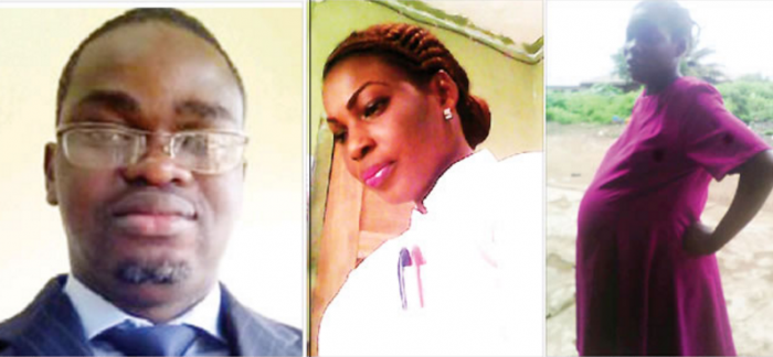 Nursing student allegedly impregnated by lecturer gives birth
