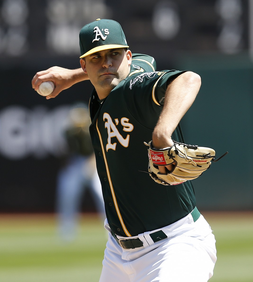 Oakland A's activate Sean Doolittle, place Andrew Triggs on DL