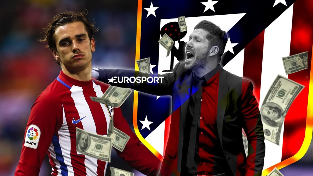 Papers: Griezmann's new deal