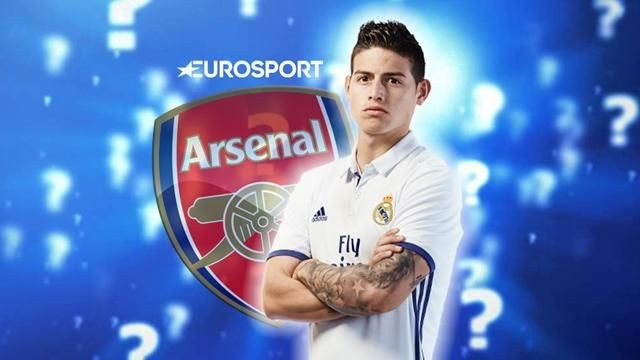 Papers: James to Arsenal?