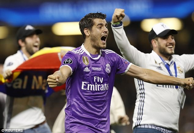 Papers: Morata agrees Utd deal
