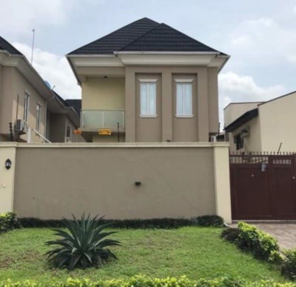 PHOTOS: Kidnap kingpin Evans' mansions in Lagos