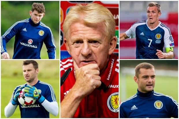 Pick your Scotland XI