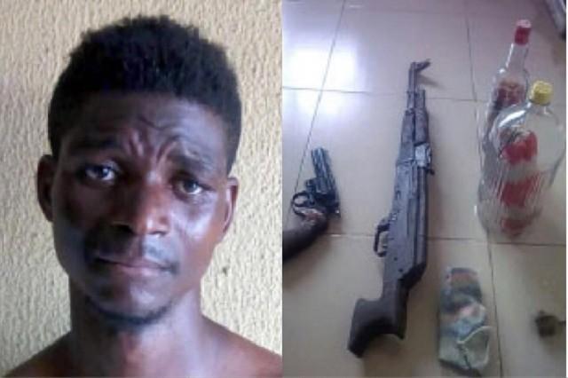 Police arrest notorious kidnap kingpin in Lagos