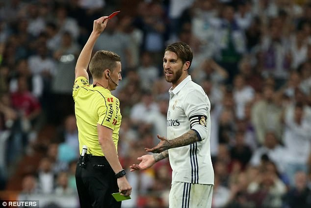 Ramos ready for Real's date with destiny