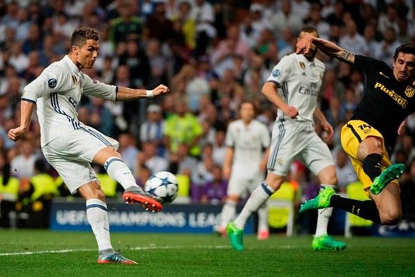 Ronaldo's CL goal-scoring brilliance