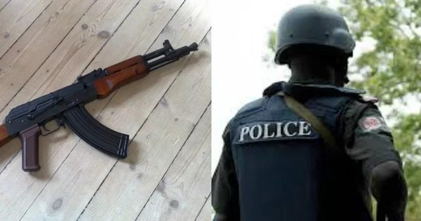 Two police officers shot dead in Ontisha, their rifle stolen