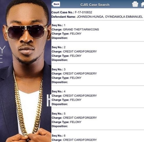Was singer Dami Krane really arrested for theft in Miami or is it a publicity stunt?