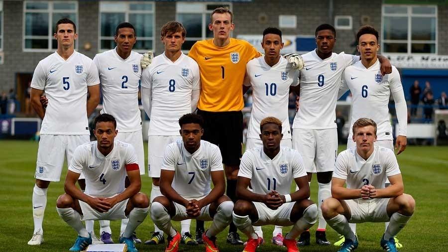Who are England's U20s stars?